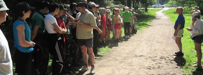 Ежегодный туристический марафон