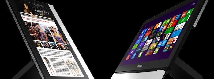 Новые устройства на Windows 8