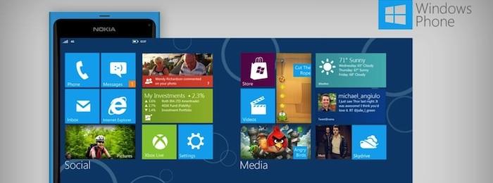 Растет число приложений для мобильной платформы Windows Phone