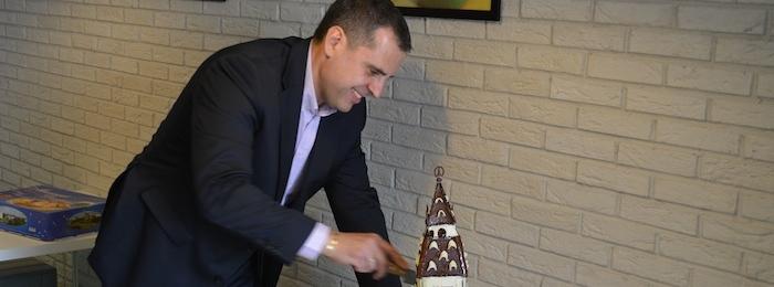 День рождения нашего директора