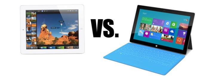 Махнем не глядя? Microsoft отдает новые Surface за старые iPad