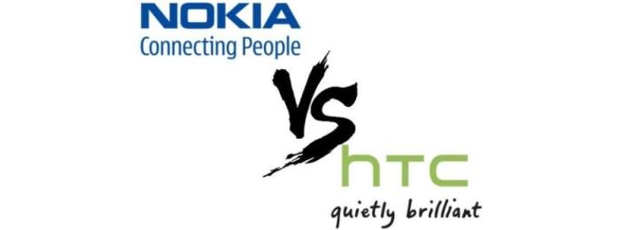 Компанию HTC признали виновной в нарушении патентов Nokia