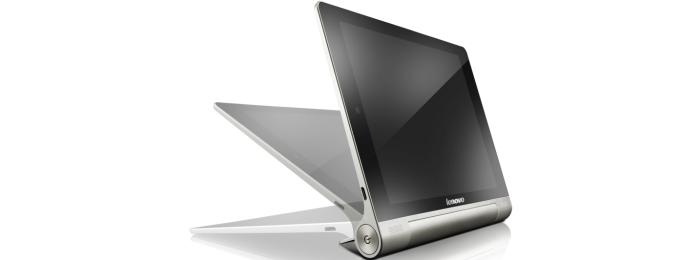 Ну очень полезная Yoga: новые планшеты Lenovo ставят рекорды автономной работы