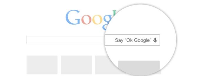 Стало доступно расширение для Google Chrome, позволяющее выполнять голосовой поиск