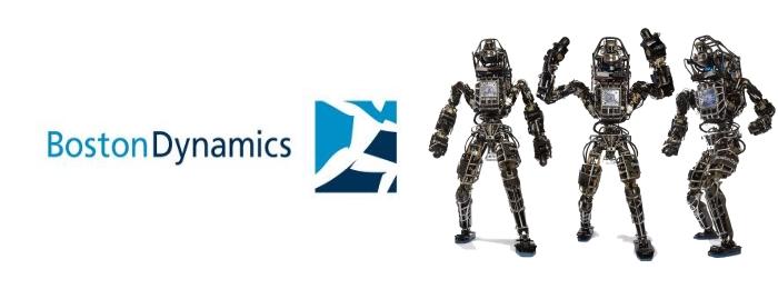 Google скупает производителей роботов