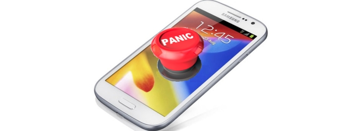 «Аварийная кнопка» спасет смартфоны от краж?