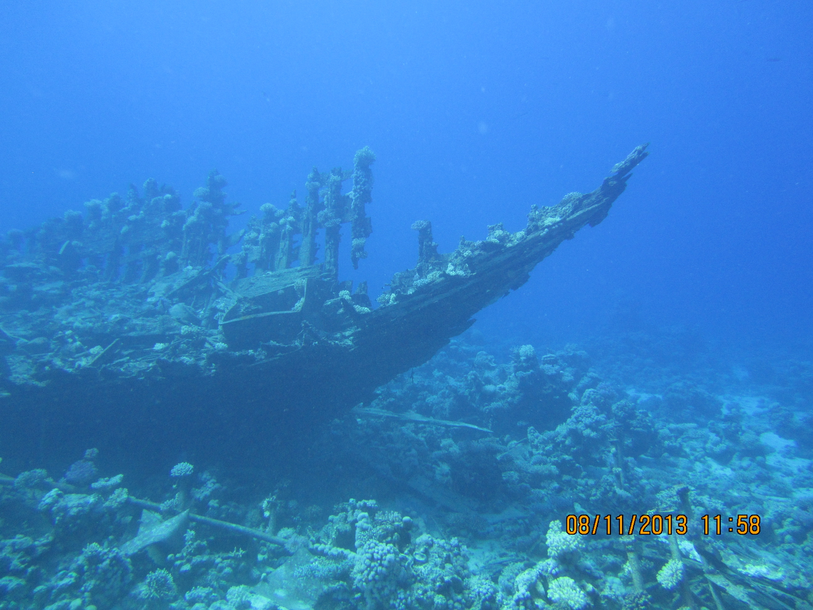 Риф затонувших кораблей