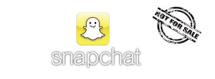 СЕО Snapchat рассказал, почему не стал продавать свой проект