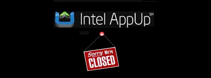 Онлайн-магазин Intel AppUp прекращает работу