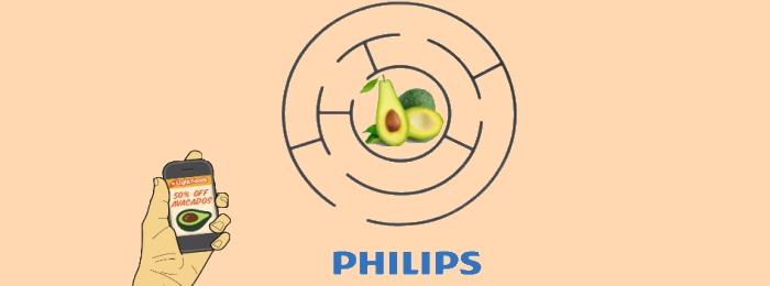 Philips тестирует систему «кулинарной навигации» для супермаркетов