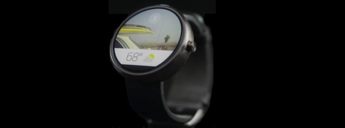 Google представил Android Wear для носимых устройств