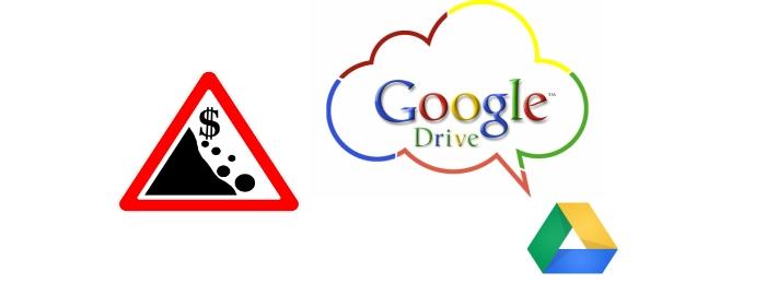Google Drive: налетай, подешевело!