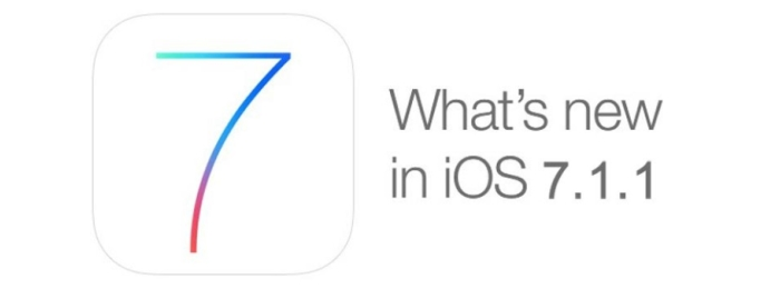 Apple обновил iOS до версии 7.1.1