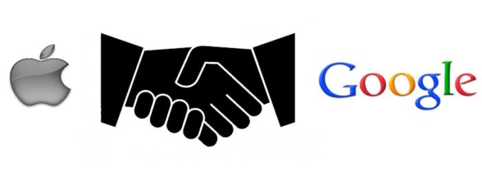 Apple и Google прекратили патентную войну