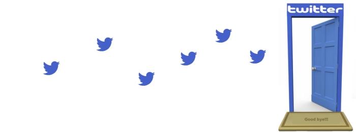 Из Twitter ушел операционный директор