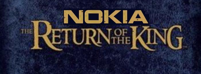 Nokia вновь появится на рынке потребительской электроники?