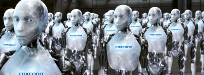 Сборка iPhone – теперь работа для роботов?