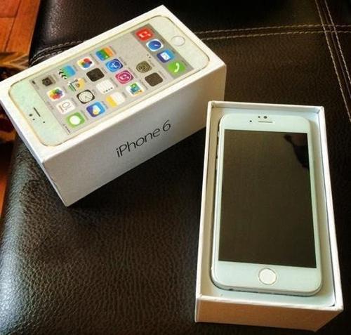 iPhone 6 и его фирменная коробка