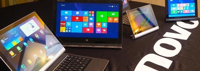 Lenovo представляет планшет Yoga Tablet 2 Pro и гибридный ультрабук Yoga 3 Pro
