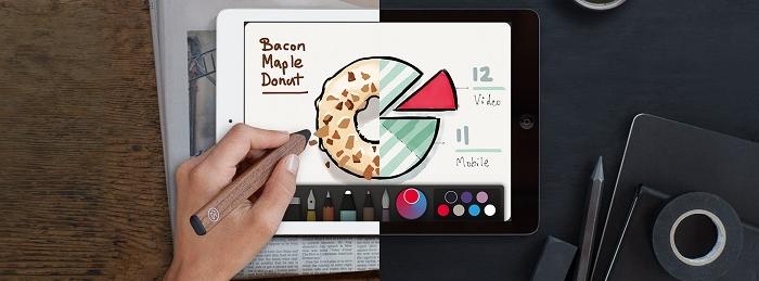 Сообщество Mix – новая ступень для iPad приложения Paper