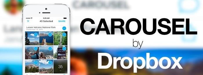 Фотогалерея Carousel теперь доступна онлайн и в iPad