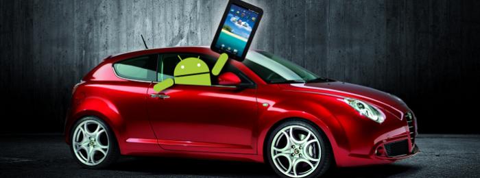 Google будет внедрять Android в автомобили