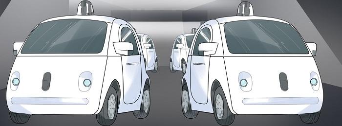 Uber займется разработкой самоуправляемых автомобилей