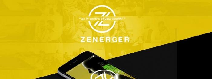 Приложение Zenerger – пора подвигаться!