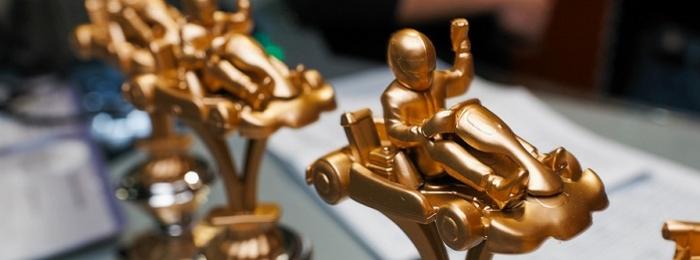 Команда ISsoft заняла второе место в Кубке РБ по картингу!
