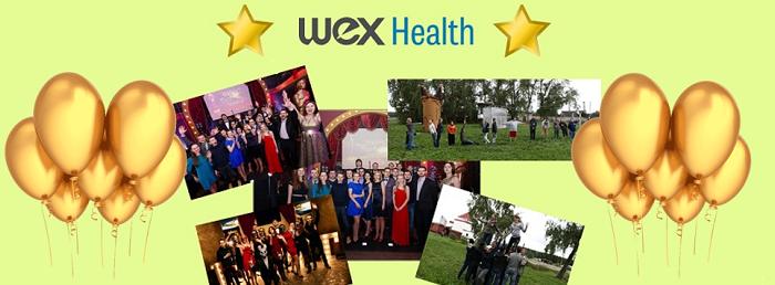 В команде проекта WEX Health [Evolution1] уже 100 человек!