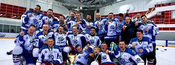 IceSoft – чемпион АЛХ