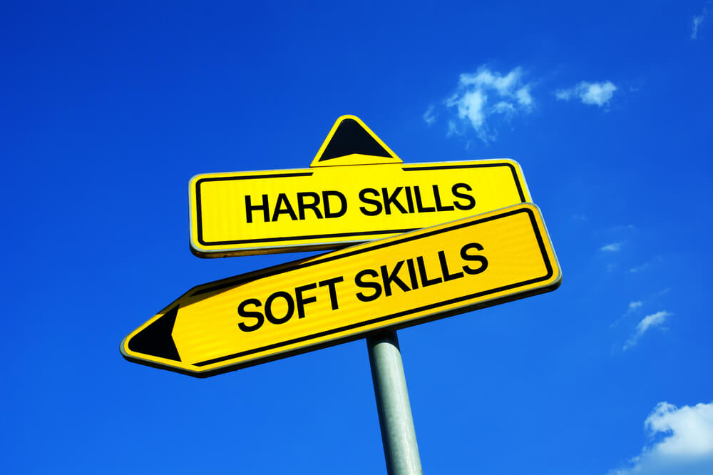 Отличия hard skills и Soft skills