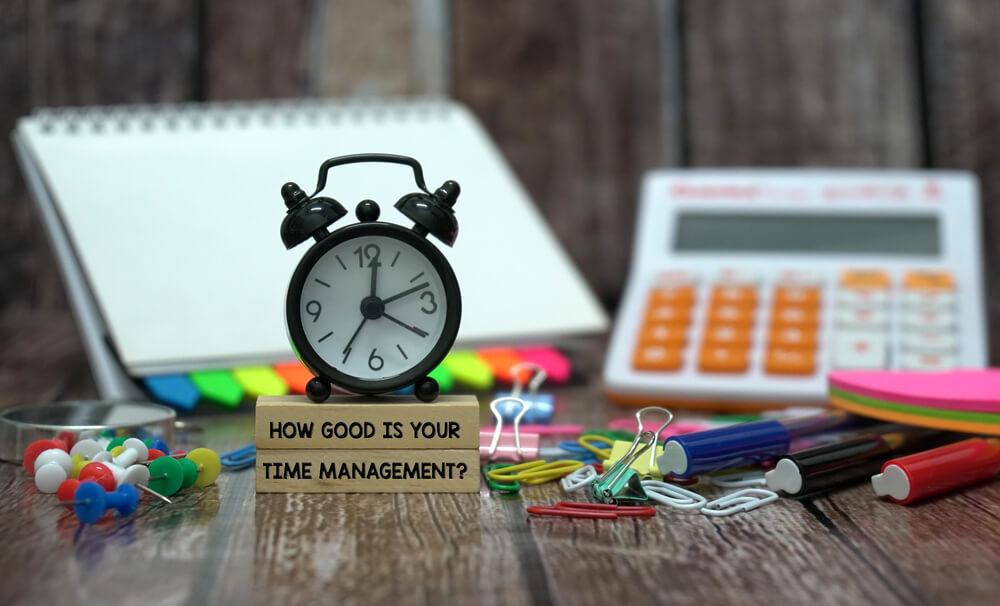 Навык организации рабочего дня